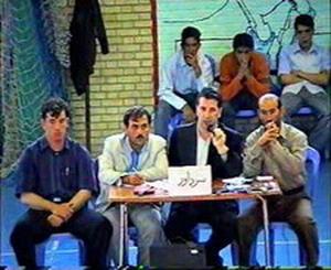 اساتید آقایان محمد نادری یعقوب یگانی محمد ایرانی و