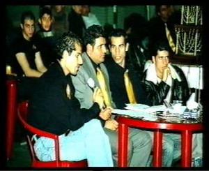 استاد حسین محمدزاده و همراهان