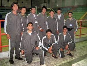 تیم ورزشهای رزمی استان اردبیل