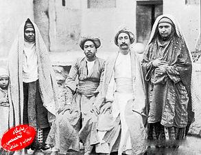 حجاب در 120 سال گذشته