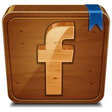 آیکون فیس بوک برای وبلاگ شما