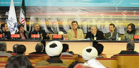 طلاب حوزه در جشنواره فیلم فجر