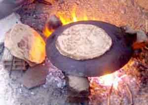 تابه نان عشایر