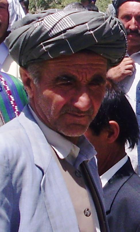 رستم خان شهید حادثه سالنگ یکتن ازفعالان سیاسی بدخشان