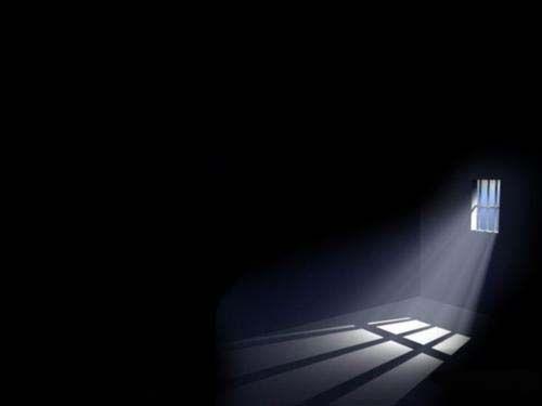 پنجره تاریک