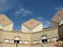 تصاویر معماری کهن یزد
