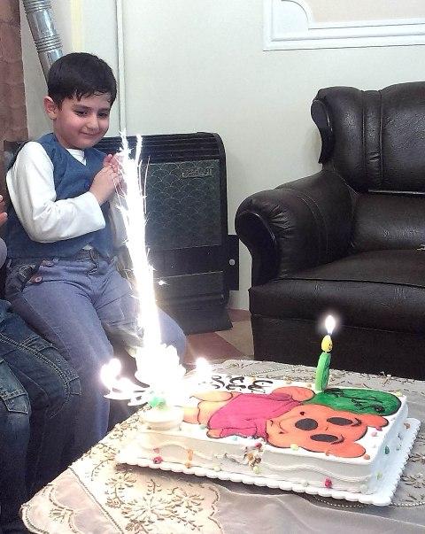 وبلاگ نذر آقا-محمد حسین صیاد