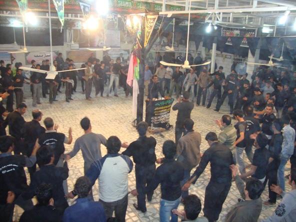 مداحی حسین کشتکار بوشهر