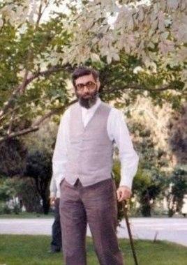 عکس بسیار زیبا و جالب، دیده نشده از رهبر انقلاب