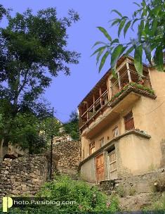 خانه روستایی ماسوله