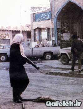زنان + جنگ + خرمشهر - قافله شهدا