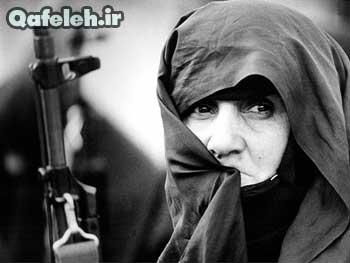 زنان + جنگ - قافله شهدا