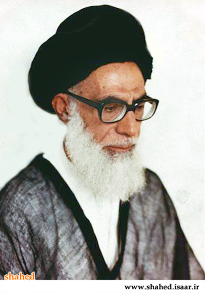 شهید سید عبدالحسین دستغیب
