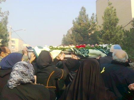 تشیع جنازه