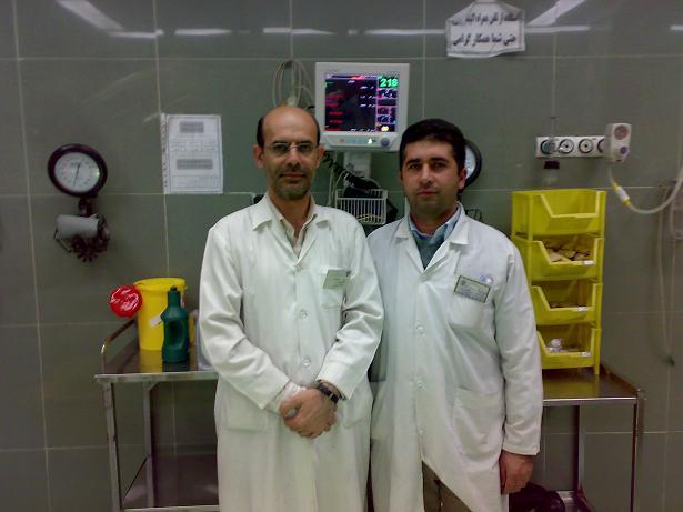 رضا ابراهیمی -دکتر رحمت سخنی Dr.Rahmat Sokhani