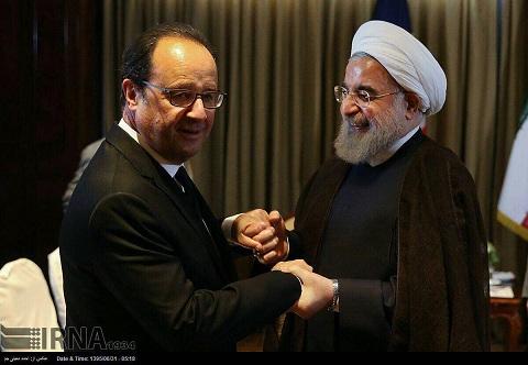 دیپلماسی لبخند به دشمن