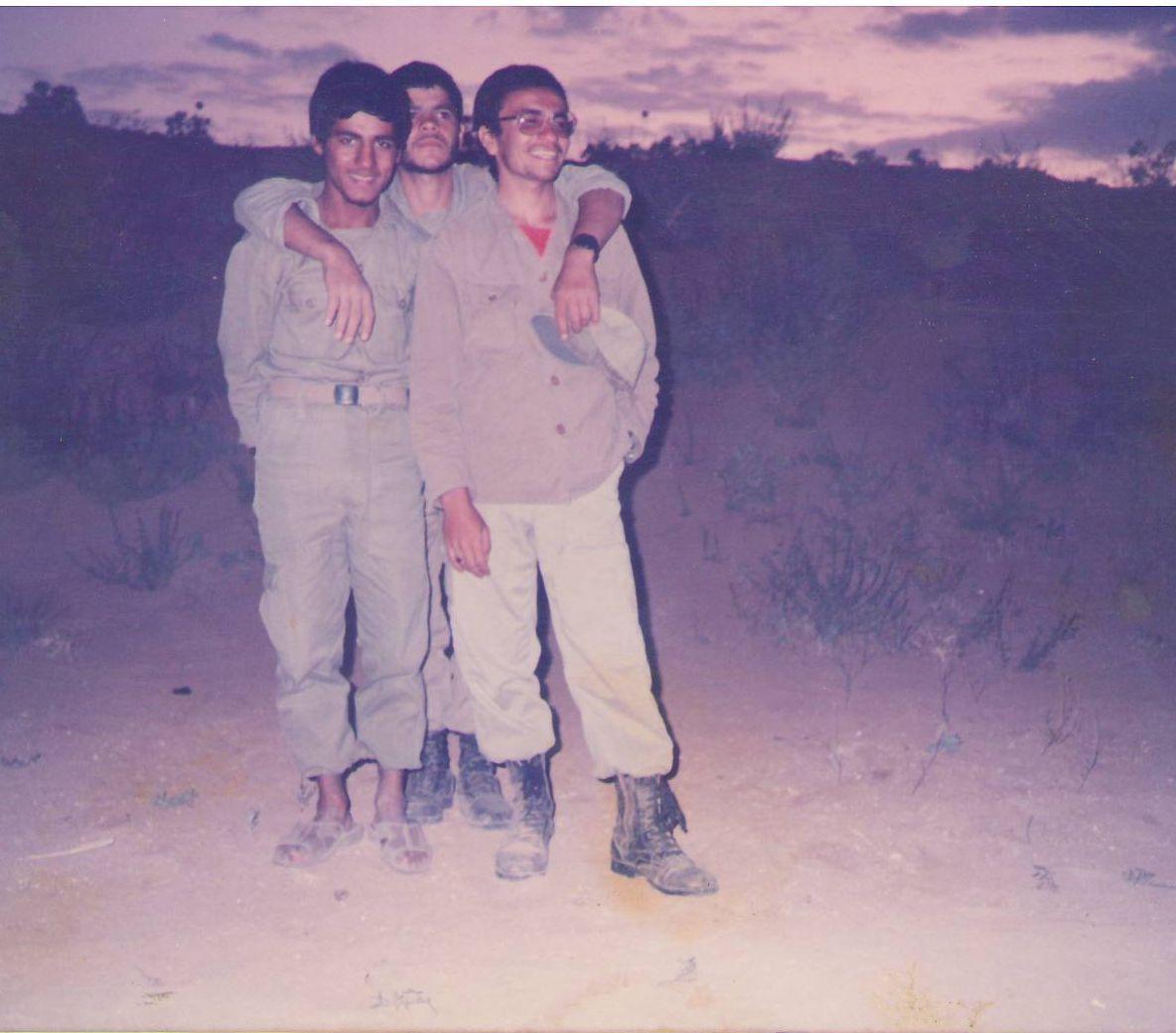 شهید محمود غلام سفید