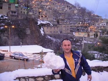 iran wrestling coach