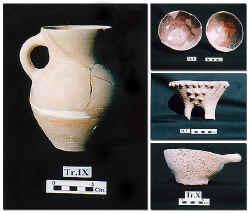 از آثار محوطه باستانی ازبکی