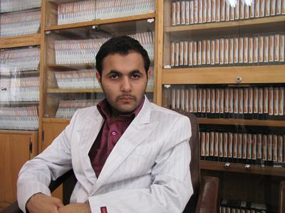 محمد سروقدی مخترع مشهدی
