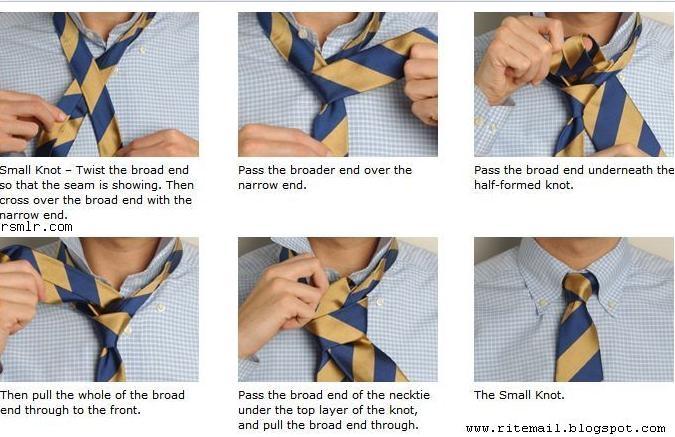 کره کراوات ، پاپیون ، کراوات