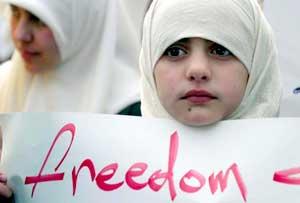 hijab & freedom