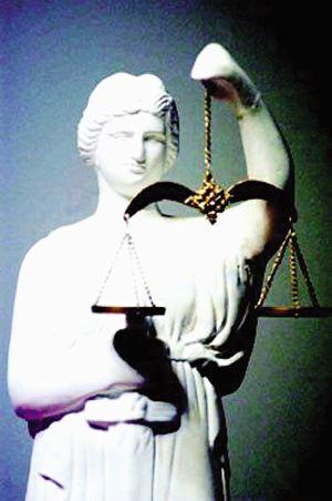 عدالت در عمل