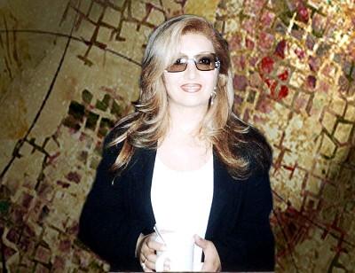 عکسهای لیلا فروهر خواننده