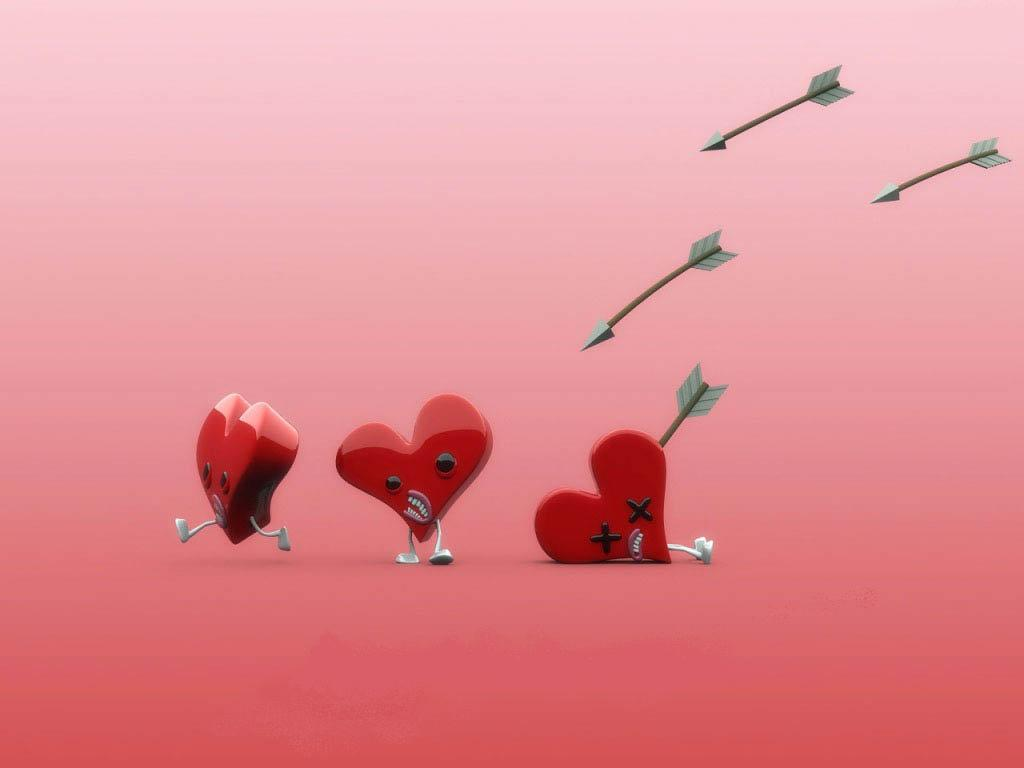 کشته مرده های عشق --- عکس با کیفیت از طراحی سه بعدی کشته مرده های عشق