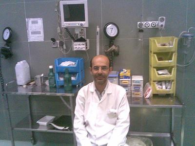 دکتر رحمت سخنی از مرکز آموزشی درمانی امام خمینی (ره) ارومیه