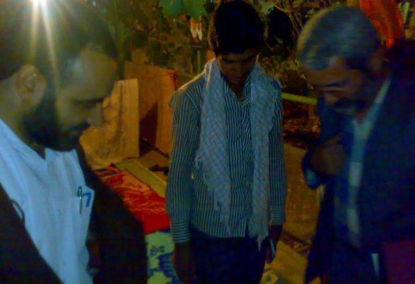 گزارش تصویری از دیدار سلیمی نمین با طلبه سیرجانی